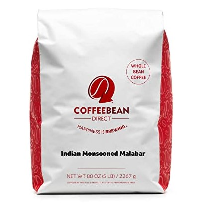 Monsooned Malabar Coffee Beans From India